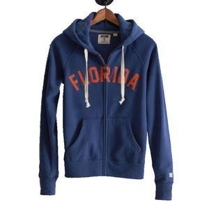 Tailgate Florida Gators zip hoodie size M